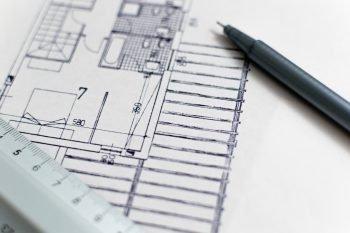 An architect's plan..