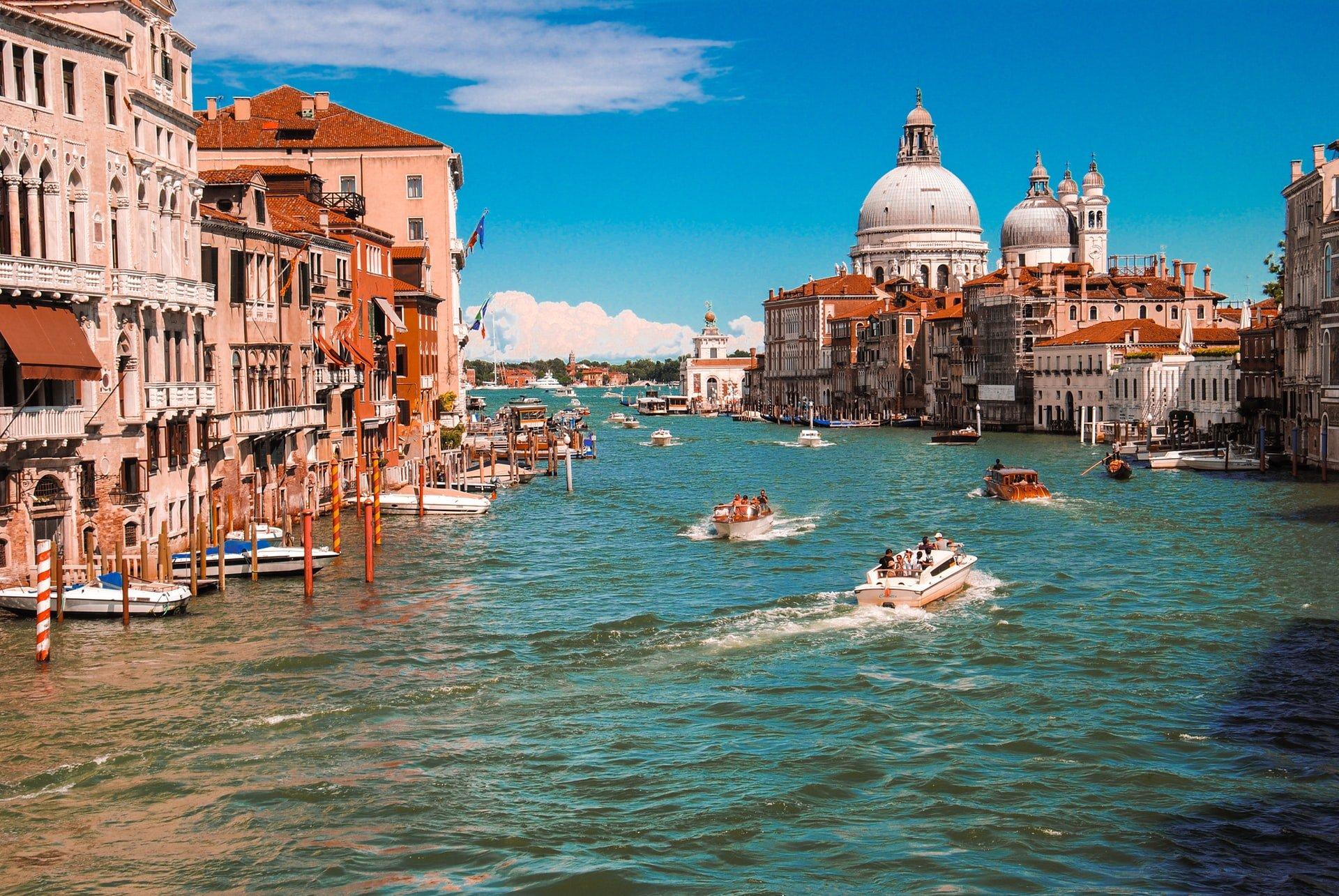 Metropolitan City of Venice, Italy.