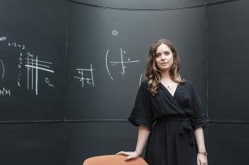 Ilana Wisby, Oxford Quantum Circuits.