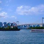 Tokyo Olympics Bridge