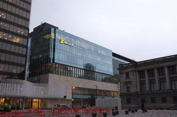Microsoft office building